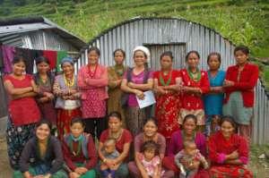 Niko Utthan women's group, Dolakha