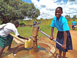 Water and clean toilets - the key to school health