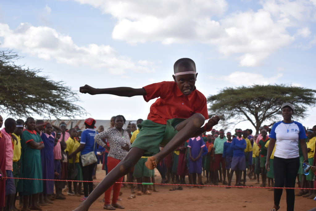 Help 250 children to end tribal conflict in Kenya