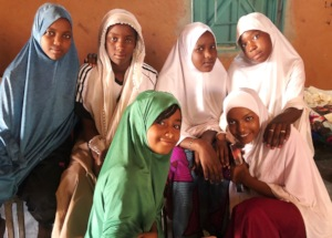 Group of Mentored Students