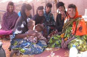 Women of the Wodaabe Cooperative