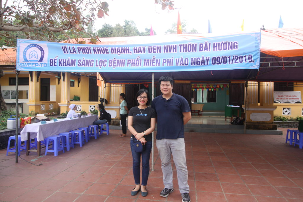 Support TB Elimination on Tam Hai Island, Viet Nam