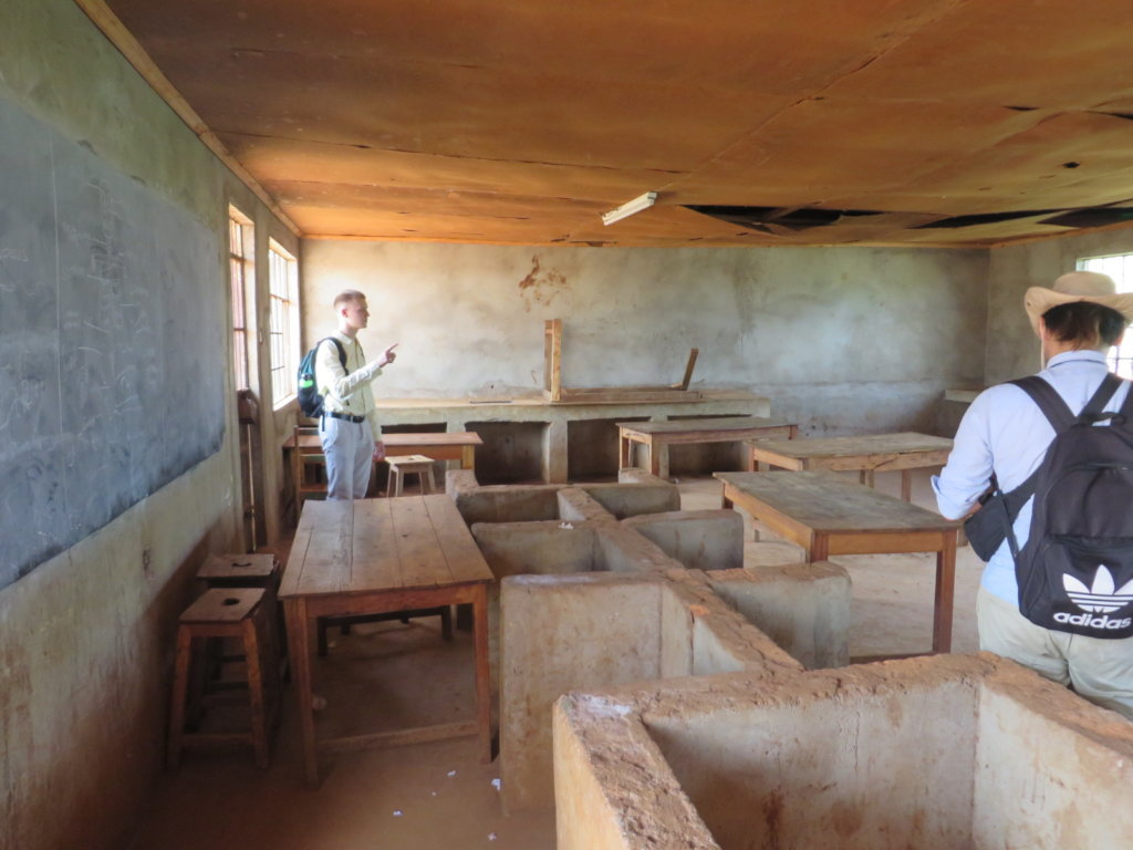 Help Equip St Peter's Unfinished Laboratory