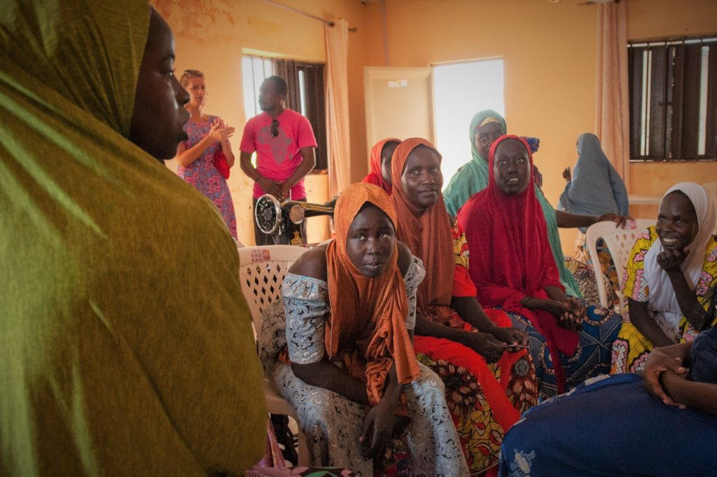 Vocational Training for Boko Haram Victims