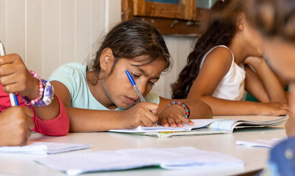 Help 30 Albanian Roma Children Stay in School
