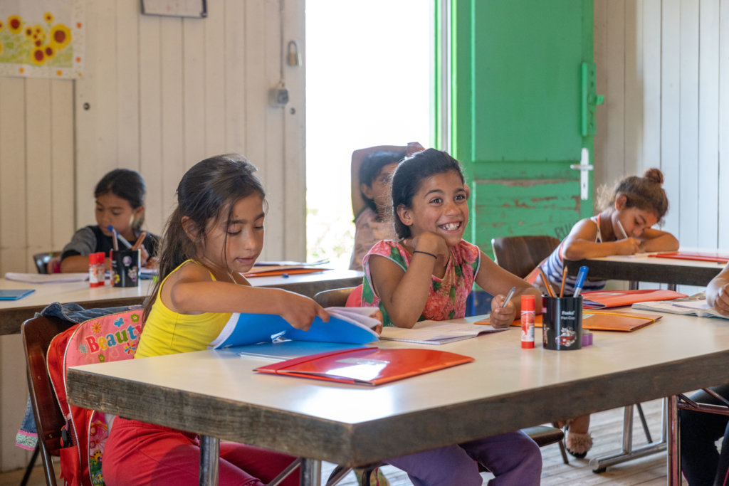 Help 30 Albanian Roma Children Stay in School