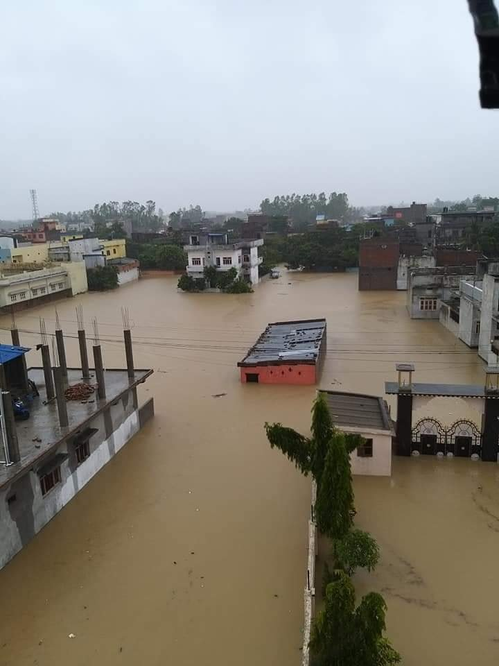Help the flood victims in Nepal