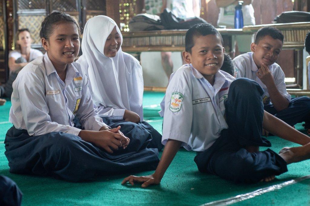 Leuser Nature School, Sumatra