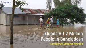 Emergency Support for Flood Victims in Bangladesh