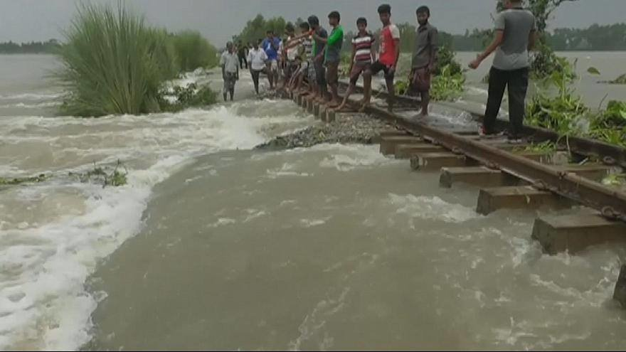 Emergency Relief for Flood Victims in Bangladesh