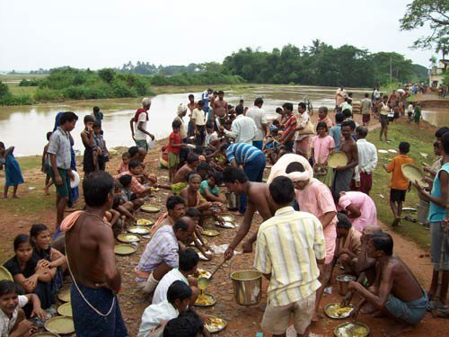 Flood Relief in India