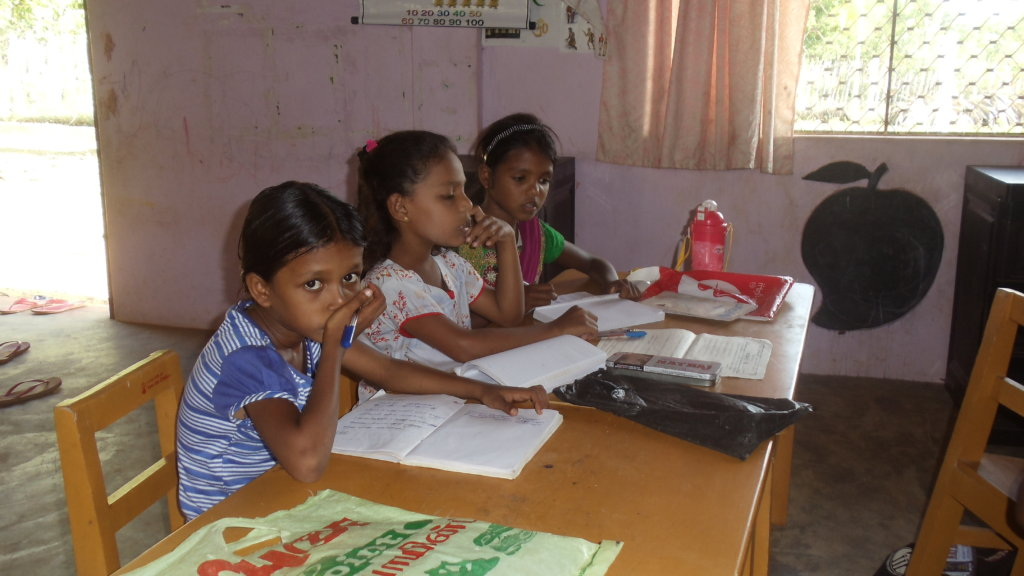 Early Childhood Development - Sri Lanka