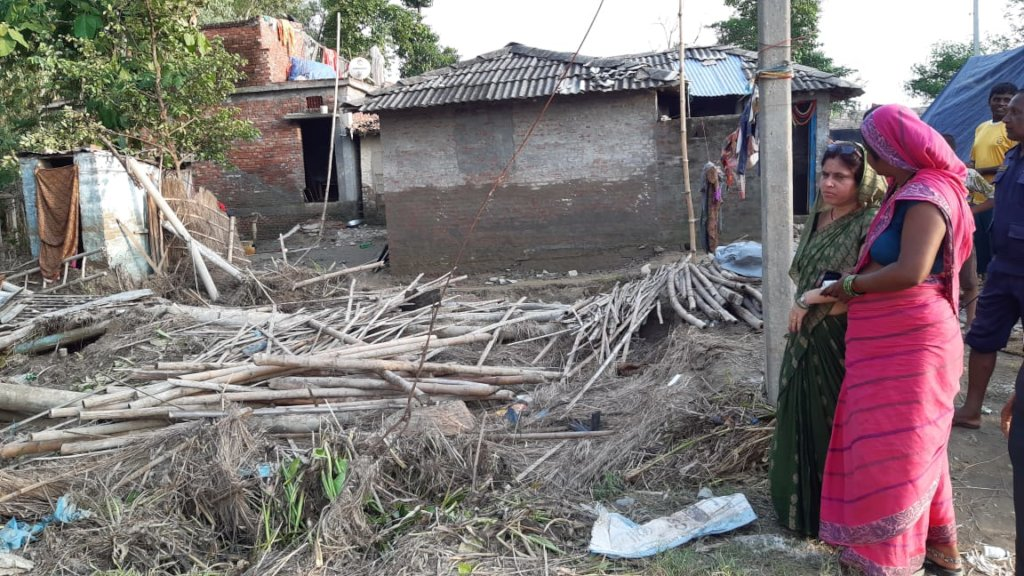Food For Work (Support Flood Victim In East Nepal)