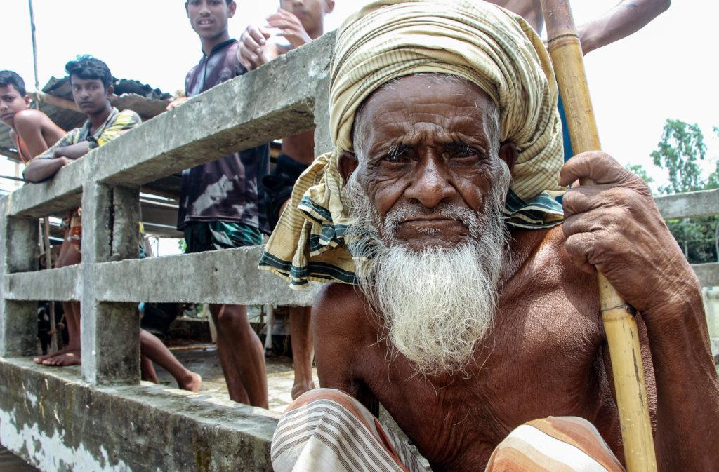 Emergency flood response for Bangladesh