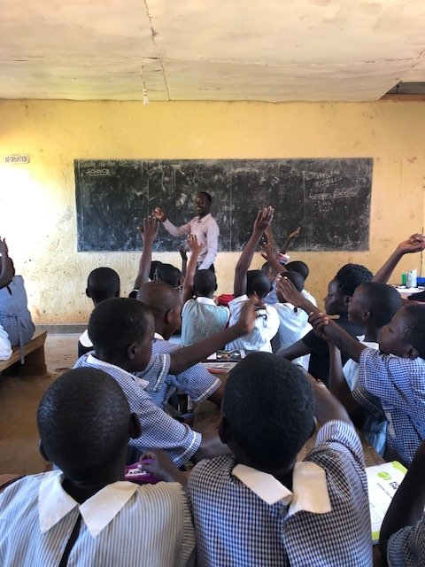#GivingTuesday - Health and Education in Uganda