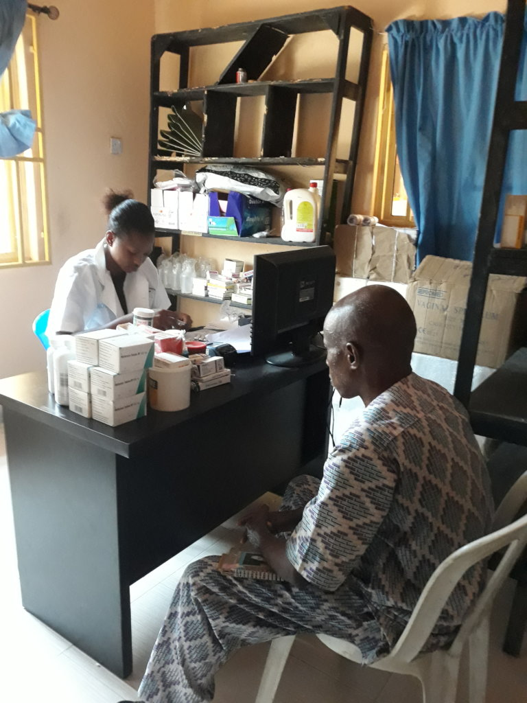 Free medical care for the poor in Nigeria