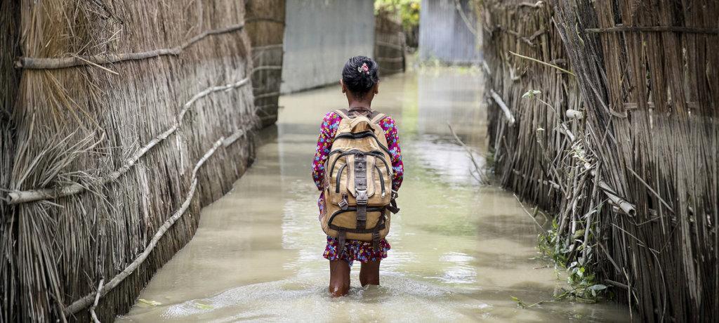 Rebuild lives of 500 children affected by floods