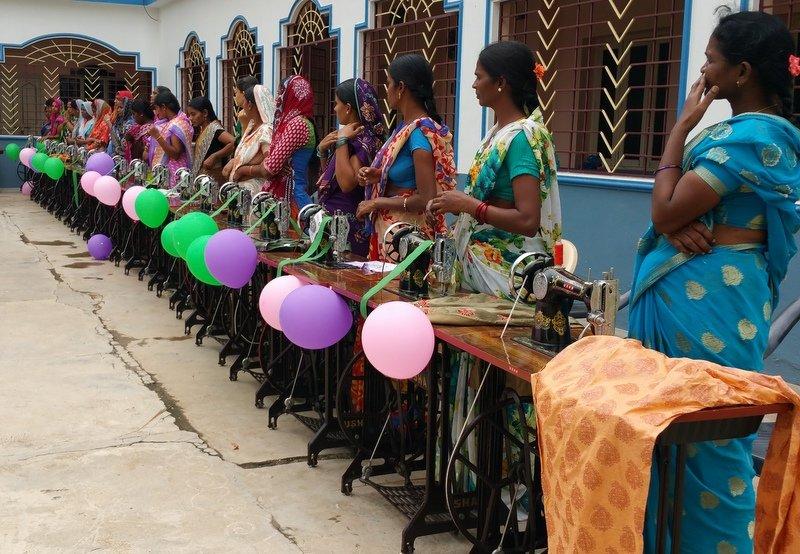 Skill Development for Women & Girls
