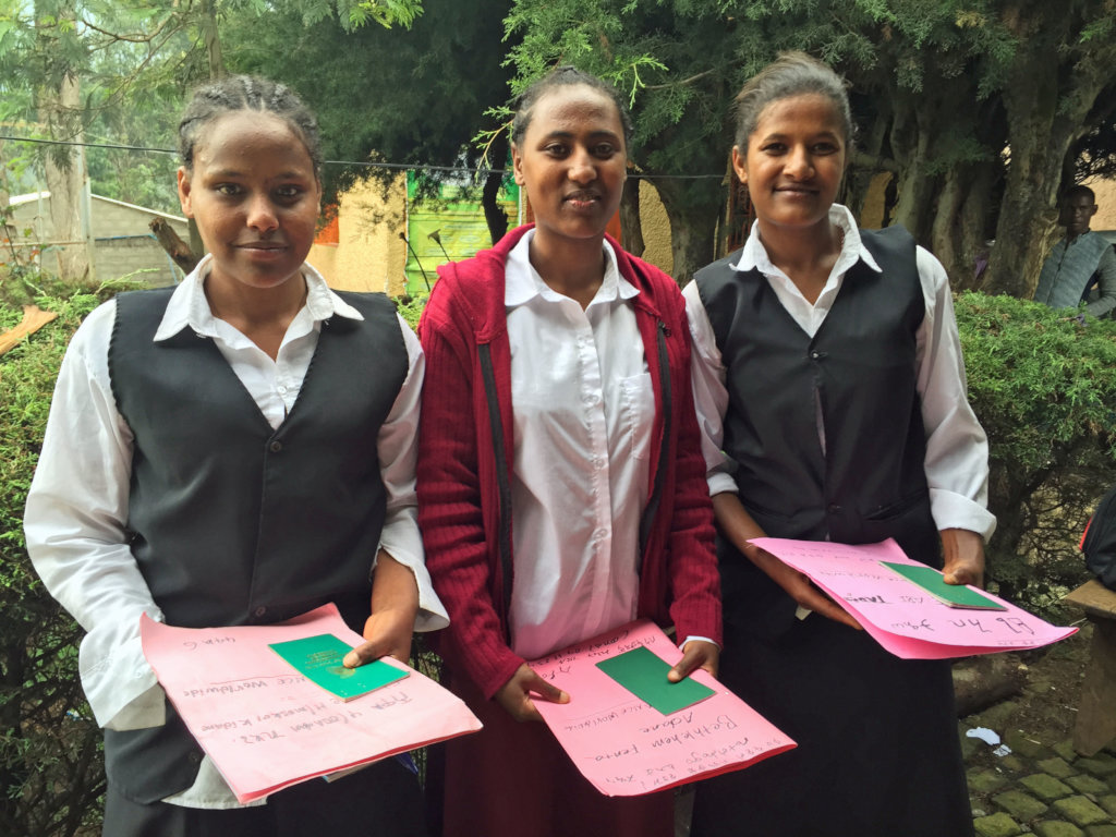 Send Girls Back to School in Ethiopia