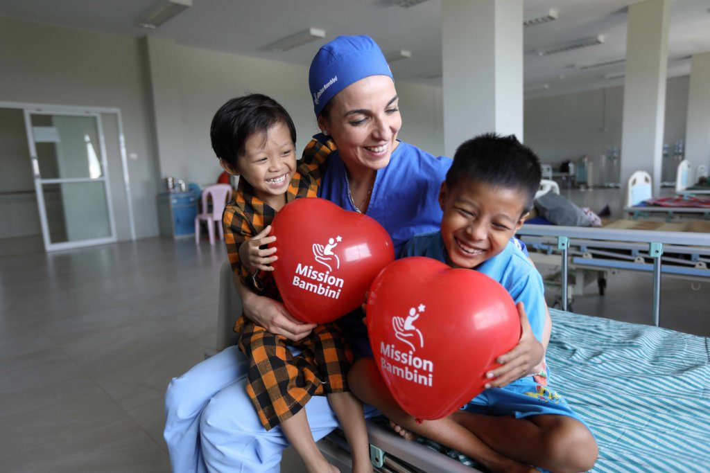 Children'Heart 2019 - LIFE-SAVING CARDIAC SURGERY
