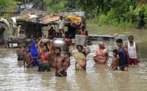 Help flood hit poor Indian villagers & children