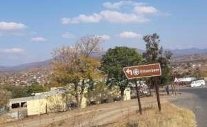 Clinic Direction Post in uMzinyathi