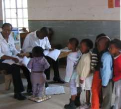 Growth monitoring of children