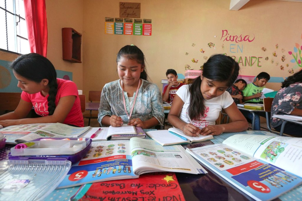 A Way to Transfer Skills for Success to 500 Kids