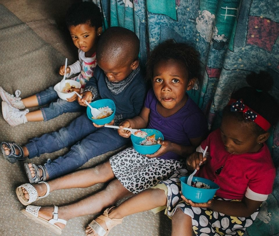 Feed 200 children in Africa - Project Hunger
