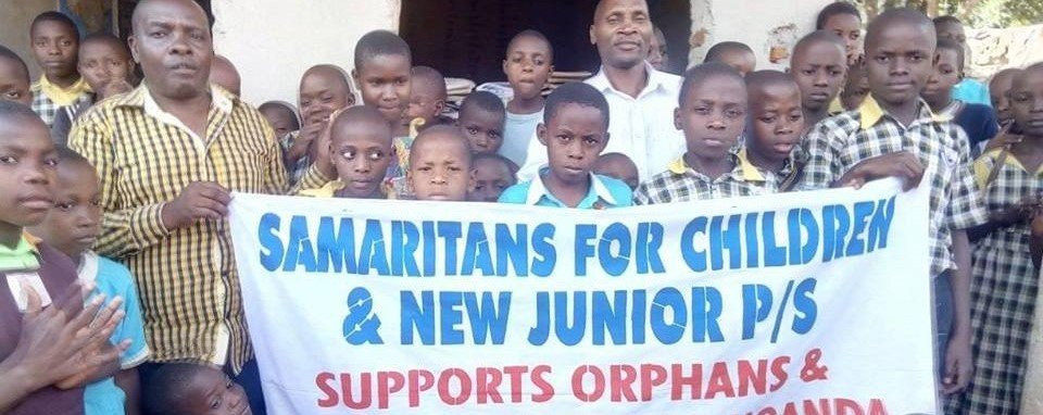 educate 100 orphans for one year in uganda