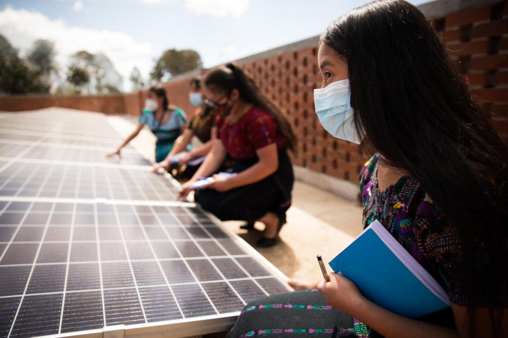 Education & Empowerment for Girls in Guatemala