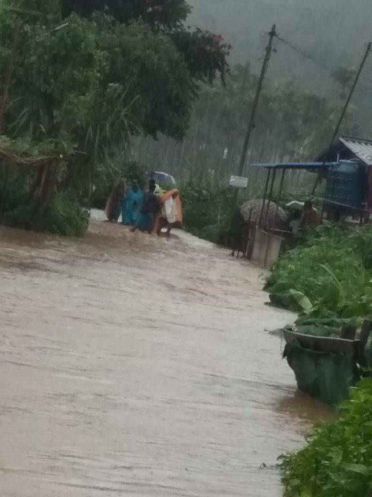 Pray & Help for Heavy rain flood affected Nilgris