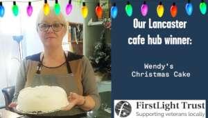Lancaster winner - Wendy