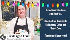 Star Baker Natasha