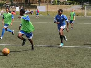 LWFCI SPORT CLUB - Football for young people