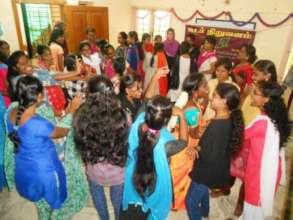 Madurai Center Activities