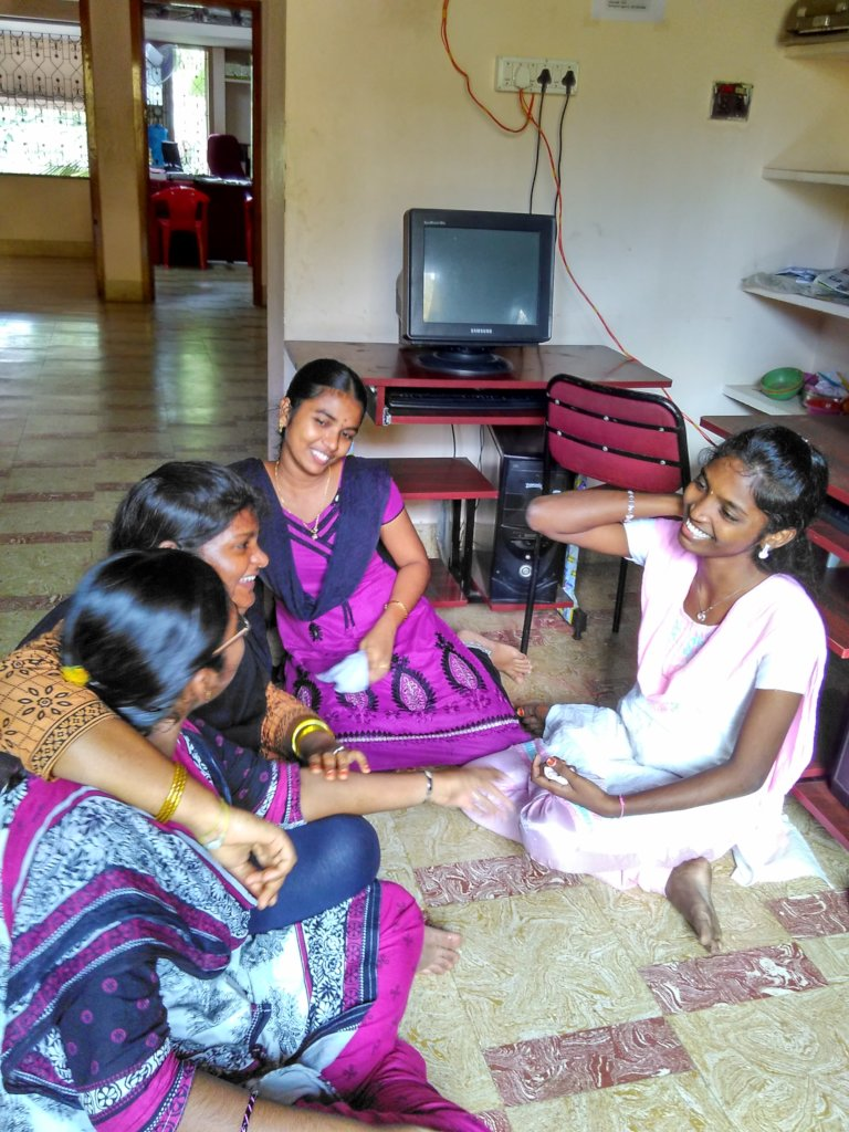 Send 100 Girls to Leadership Academy in India