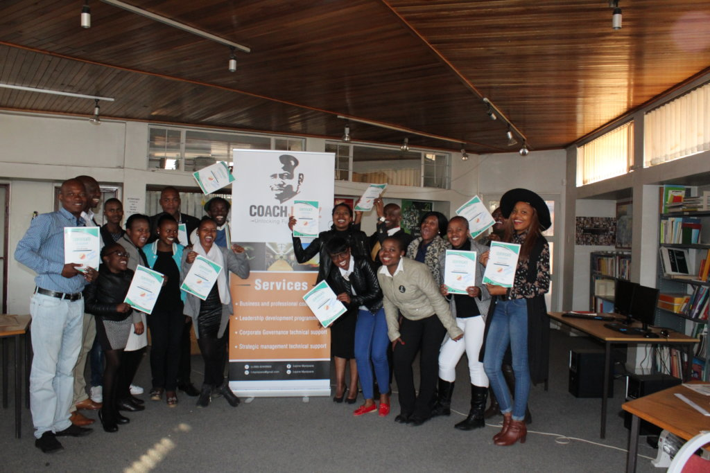 Camp for Disadvantaged Youth in Lesotho
