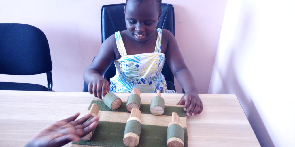 SUPPORT A CHILD WITH DISABILITY ACCESS THERAPY