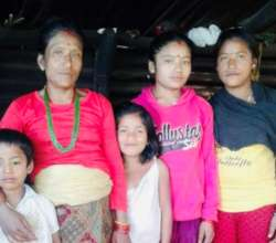 Daughters of poor family