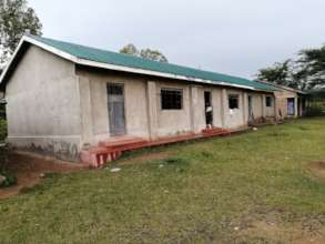 Newly Built Water proof classrooms