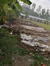 The Remains of our ECD classrooms