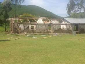 The Destroyed Classrooms