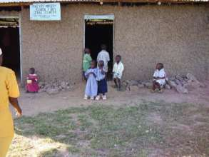 TheFirst Classrooms build by the community