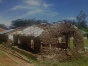 Destroyed Classrooms