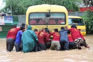 Flood Damage at M'Lop Tapang