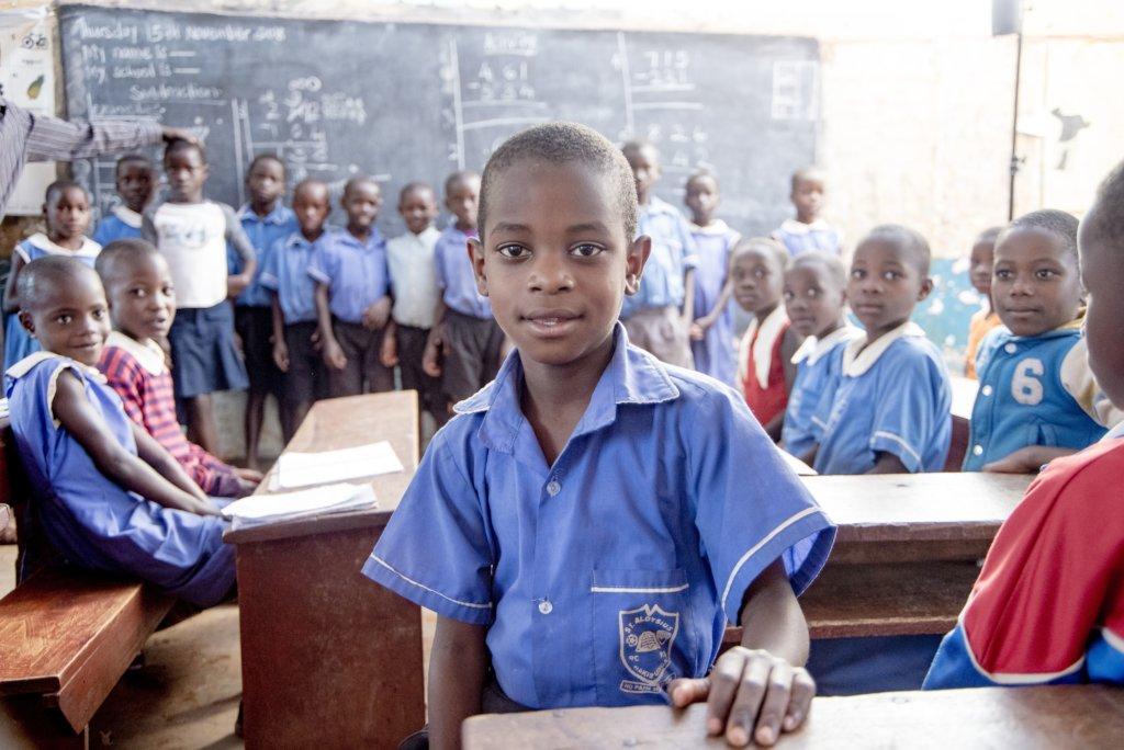 Help Ugandan Children Thrive at School