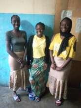 ACFA-Mali girls