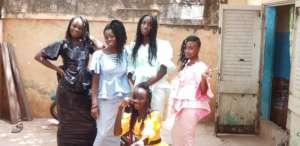 ACFA girls Scholarship recipients