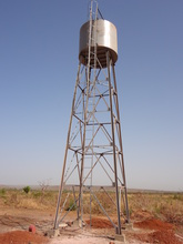 Our new water tower